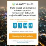 Milionový makléř (Tomáš Kučera): Jak podnikat jako realitní makléř?